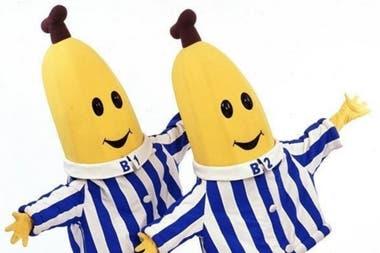 Bananas de Pijamas eram um casal gay