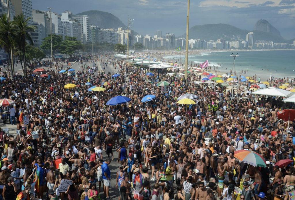Final de semana da Parada tem festas em Copacabana e volta de boate na Praça Seca
