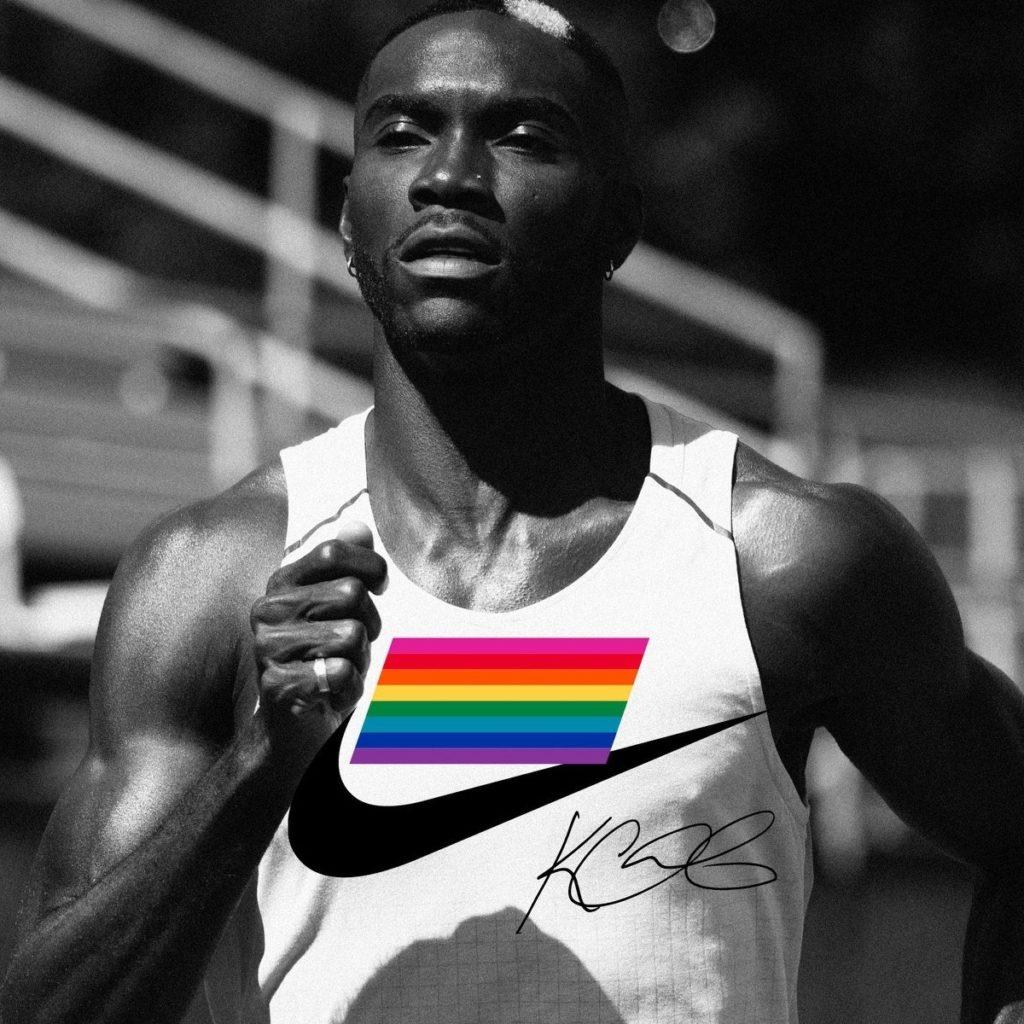 Campeão olímpico no Rio, Kerron Clement anuncia ser gay: 'Cansado de amar nas sombras'
