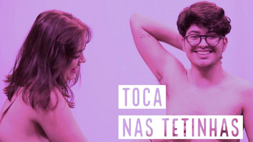 Outubro Rosa: Rapaz trans estrela série para prevenção ao câncer de mama