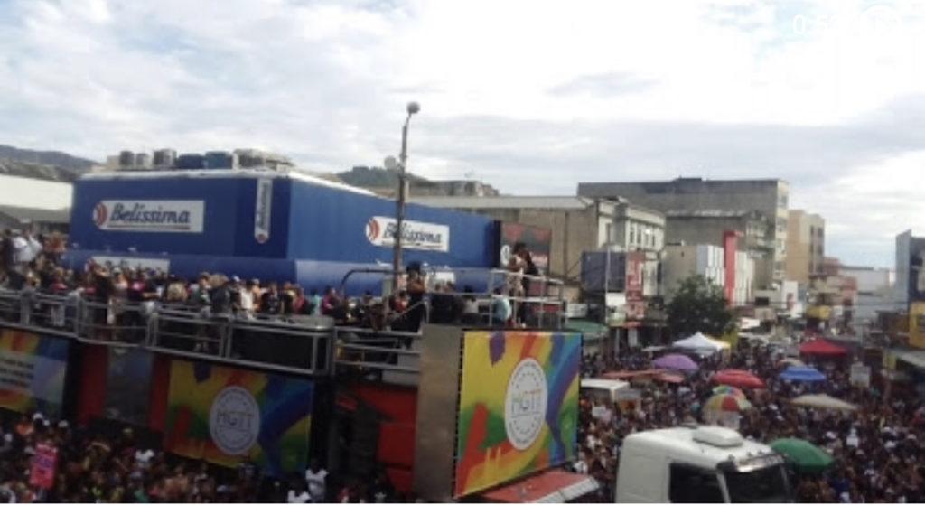Parada do Orgulho LGBTI de Madureira neste domingo terá Lexa, Pepita e Ferrugem