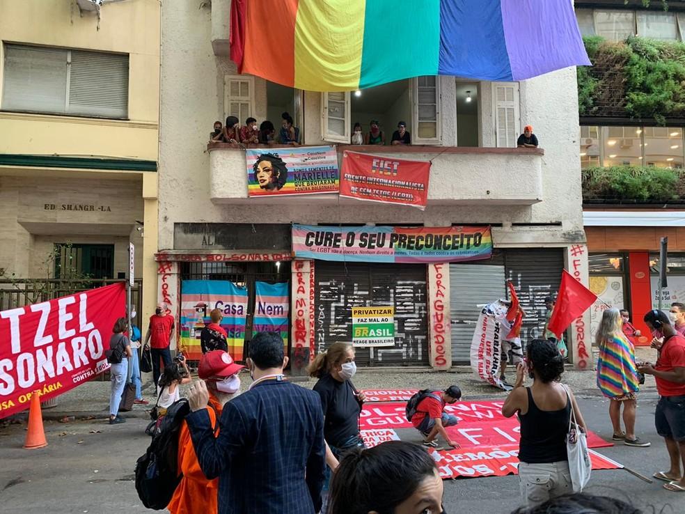 Casa Nem é realocada pelo Governo do Estado do Rio