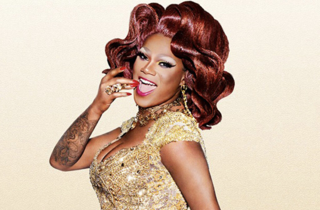 Morre Chi Chi DeVayne, queen de RuPaul's Drag Race