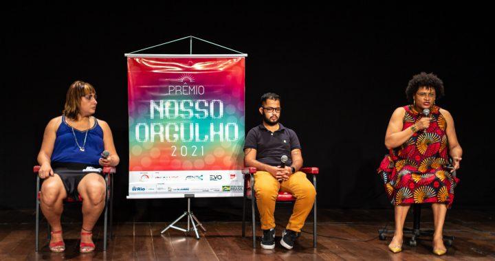 """Debate sobre estratégias de prevenção às ISTs marca programação do """"Prêmio Nosso Orgulho 2021"""""""