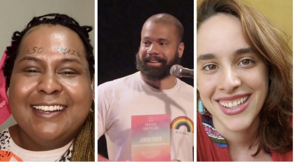 Jup do Bairro, Júnior Chicó, Manoela Aliperti: confira os melhores do ano no Prêmio Nosso Orgulho 2021